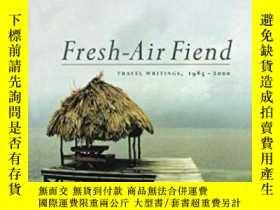 二手書博民逛書店Fresh-air罕見Fiend-新鮮空氣惡魔Y436638 Paul Theroux Mcclelland