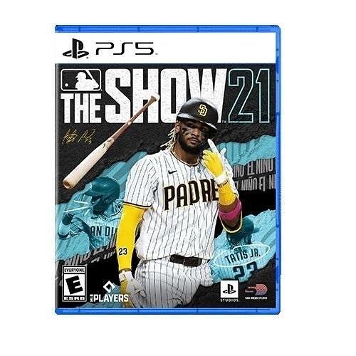 [哈GAME族]預購片 4/20發售預定 PS5 美國職棒大聯盟 21 英文版 MLB The Show 21