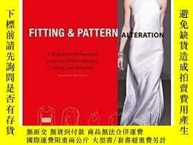 二手書博民逛書店Fitting罕見and Pattern AlterationY