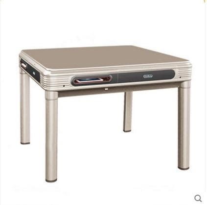 自動麻將機全自動餐桌兩用家用電動麻將靜音棋牌桌USB充電 igo