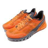 Merrell 戶外鞋 MTL Cirrus 橘 灰 輕量越野 透氣 休閒鞋 運動鞋 男鞋【PUMP306】 ML48907
