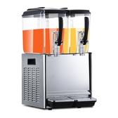 商用冷飲機自助飲料機冷熱兩缸雙溫三缸果汁機全自動奶茶店    WD