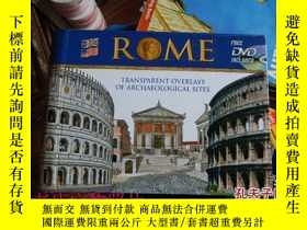 二手書博民逛書店Rome罕見:Transparent overlays of A