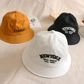 新年好禮 兒童漁夫帽1-4歲潮男寶寶女童盆帽夏天涼帽薄款春秋嬰兒太陽帽子