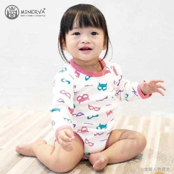 Minerva米諾娃   【女超人系列】長袖包屁衣