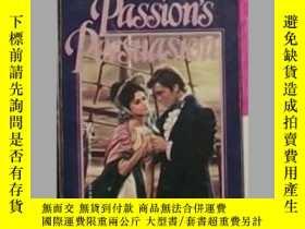 二手書博民逛書店英文原版罕見Passion s Persuasion by P