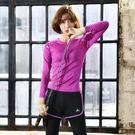 春秋季瑜伽服上衣長袖女t恤健身房速干運動跑步寬鬆胖mm大碼顯瘦 造物空間