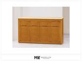 【MK億騰傢俱】ES720-09香檜5.2尺石面碗盤餐櫃下座