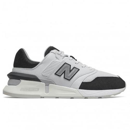 New Balance 997 男鞋 休閒 復古 網布 ENCAP REVEAL 黑 白【運動世界】MS997LOM