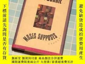 二手書博民逛書店Moses罕見SupposesY330323 Ellen Cur