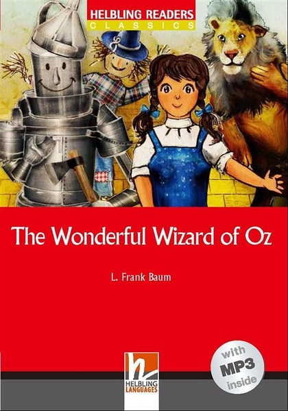 (二手書)Helbling Readers Red Series Level 1: The Wonderful Wizard of Oz ..