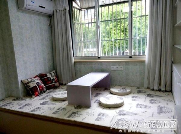茶桌簡約小茶几矮桌子日式榻榻米電腦桌飄窗桌地桌炕几床上桌CY『新佰數位屋』