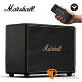 Marshall Wobrun Wifi 音響 Multi-Room 無線喇叭 Wi-Fi / 藍芽喇叭 經典音箱 造型 / 台灣公司貨 黑