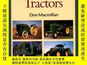 二手書博民逛書店The罕見Field Guide To John Deere TractorsY255562 Macmilla