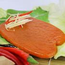 年菜預購-【高興宴】素人上菜-繽紛海味素烏魚子135g(蛋奶素)
