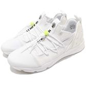 Reebok 休閒鞋 Furylite X 白 全白 襪套式 抽繩鞋帶設計 運動鞋 男鞋【PUMP306】 CN4454