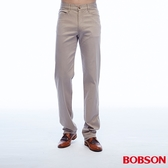 BOBSON 男款中腰彈性直筒褲(1787-72)