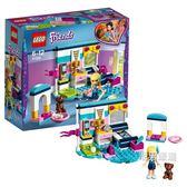 樂高積木樂高好朋友系列41328斯蒂芬妮的臥室LEGO積木玩具xw
