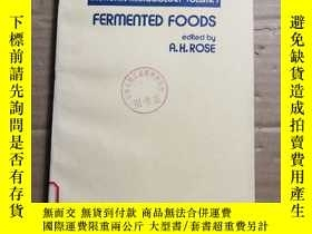 二手書博民逛書店发酵食品罕見fermented foodY410190