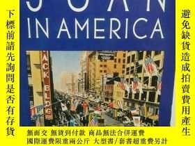 二手書博民逛書店Juan罕見in America by Eric Linklat