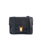 【PROENZA SCHOULER】mini cross-body斜背包(午夜藍) H00338 L001B 5001