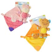 BRU 小熊寶雲 安撫巾與玩偶組