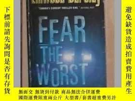 二手書博民逛書店《罕見Fear the Worst 》Linwood Barcl