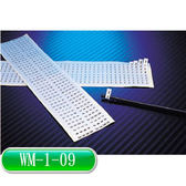 KSS 粘著性配線標誌 WM-1 (0~9)