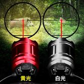 釣魚燈 led強光頭燈可充電超亮頭戴式遠射3000打獵米戶外防水激光手電筒 酷動3C