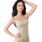思薇爾-冰冰Bra系列M-XL細肩帶背心(草灰綠)