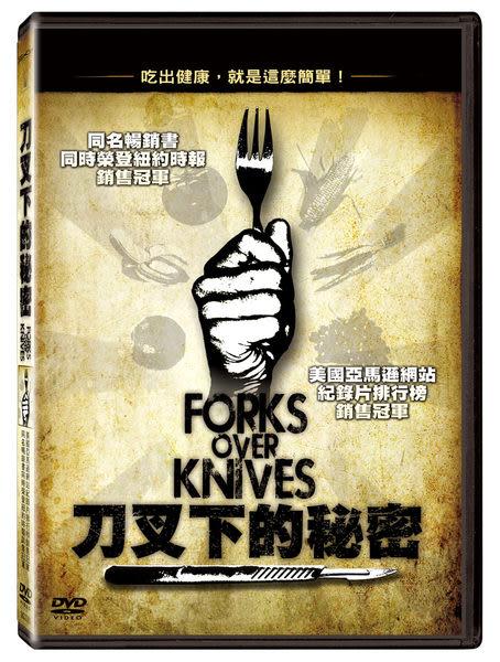 刀叉下的秘密 DVD (音樂影片購)