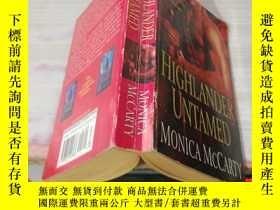 二手書博民逛書店Highlander罕見UntamedY241950 ISBN:9780345494368