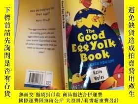 二手書博民逛書店the罕見good yolk book 好 黃書Y200392