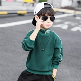 男童兒童加厚衛衣秋季新款秋冬季男孩保暖上衣潮韓版洋氣促銷好物