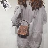上新小包包少女新款潮韓版百搭手提斜挎側背包時尚ins超火包 沸點奇跡