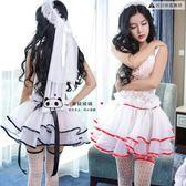 情趣內衣新娘裝制服誘惑白色蕾絲角色扮演【3C玩家】