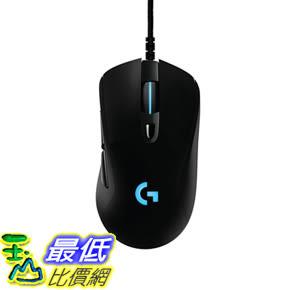 [106美國直購] Logitech 羅技 G403 PRODIGY RGB 有線光學滑鼠