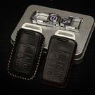 Volvo 沃爾沃 S60L V60 S80 XC90 V40 XC60 汽車 鑰匙 皮套 鑰匙包 真皮 智慧型 手工縫線