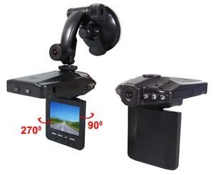 【旺德】2.5吋 夜視型行車記錄器 《WD-9C01RV》AVI格式影音錄製