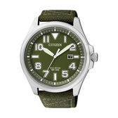 CITIZEN 星辰(AW1410-32X)光動能防水 時尚 男錶
