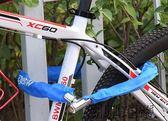 腳踏車鎖山地車防盜鎖鍊條鎖密碼鎖腳踏車鎖電動電瓶車鎖裝備配件【潮咖地帶】