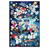 【P2 拼圖】迪士尼 Disney 米奇與好朋友-創夢理想家 (1000片) HPD01000-046