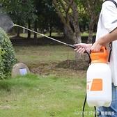LEAF鋰電家用噴壺施肥園藝單肩式灑水壺電動噴霧器澆花殺菌 全館新品85折