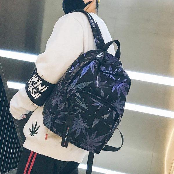 雙肩包ulzzang韓版潮流原宿ins超火的包街拍書包男高中學生女背包