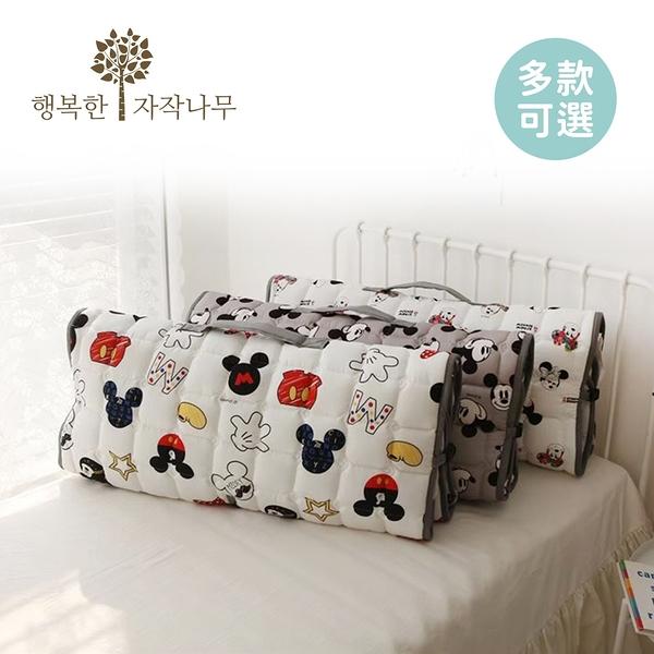 The zazak 韓國手工製攜帶式兒童睡袋迪士尼系列-多款可選 兒童寢具 可攜式睡袋 記憶棉 床墊