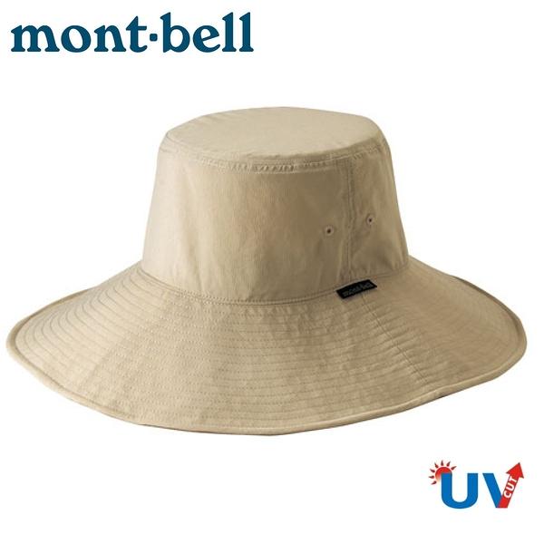 【Mont-Bell 日本 PARASOL HAT 大盤帽《淺卡》】1108435/登山帽/遮陽帽