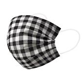 【3期零利率】預購 RM-A109一次性防護歐風格紋口罩 50入/包 3層過濾 熔噴布 (非醫療)