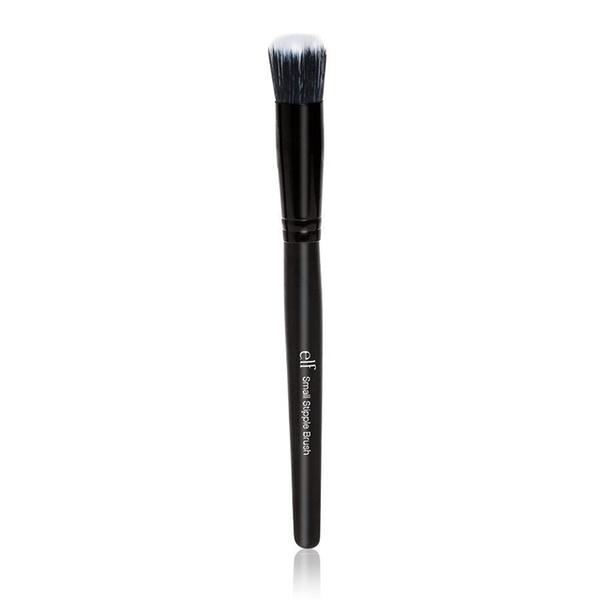【愛來客 】 美國彩妝品牌ELF Small Stipple Brush 84025#小型點狀腮紅刷粉底修容化妝刷