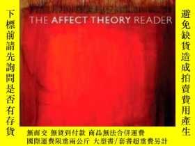 二手書博民逛書店The罕見Affect Theory Reader-情感理論的讀者Y436638 Melissa Gregg;