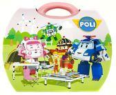 【波力玩具系列】安寶野餐扮家家酒組←手提箱 廚房組 可收納 家家酒 玩具 兒童 小廚師